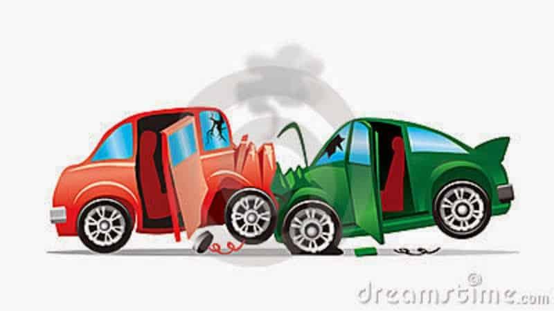 car crash mistake